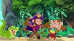 Croc-Captain Jake's Pirate Power Crew!03