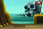 Skull Rock-Jake's Heroic Race