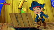 Skully and Captain Jake - Attack of the Pirate Piranhas