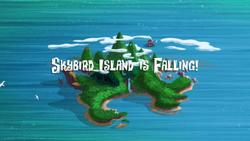 Skybird Island is Falling! titlecard.png