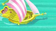 Golden Ship-Pirate Princess01