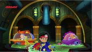 Undersea Pirate Team - Attack of the Pirate Piranhas