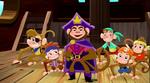King Zongo&crew-The Monkey Pirate King02