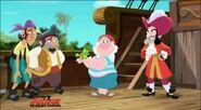 Hook&crew-Mr. Smee's Pet01