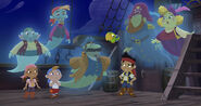 Groupshot-Pirate Ghost Story