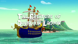 The Creature of Doubloon Lagoon title card.jpg