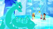 Ice Dragon-Queen Izzy-bella15