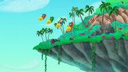 Feathered Four-Sail Away Treasure01