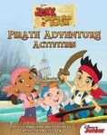 Jake and the Never Land Pirates-Treasure Hunt Activity Book