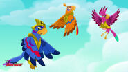 Feathered Four-Flight of the Feathers01