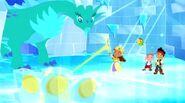 Ice Dragon-Queen Izzy-bella13