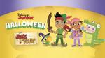 Jake&crew-Disney Junior Halloween
