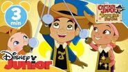 Captain Jake and the Never Land Pirates The Three Buccaneers Disney Junior UK-1