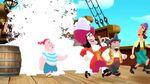 Hook&crew-Captain Hook's Parrot07