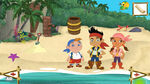 Jake and crew-The Mystery Treasure Map01