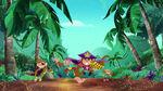 Zongo-Captain Jake's Pirate Power Crew!65