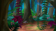 Forest of Spinning Vines-The Never Land Pirate Ball02