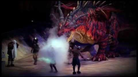 Sneak Peek How To Train Your Dragon Live Spectacular Pt.3