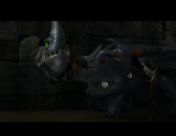 Windshear and toothless