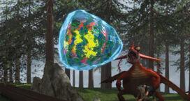 Dragon hiddenability changewing
