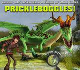Prickleboggle release poster
