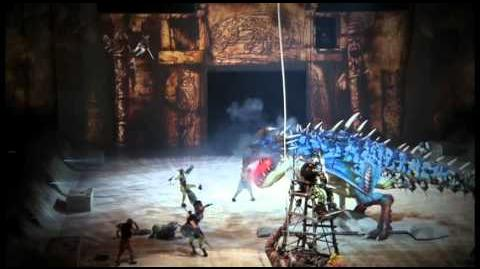 Sneak Peek How To Train Your Dragon Live Spectacular Pt.4