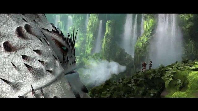 How To Train Your Dragon 2 New Comercial 2