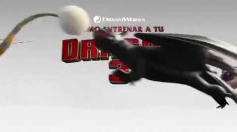 How to Train Your Dragon The Hidden World Spanish TV Spot 4