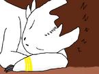 Polaris Night fury sleep...