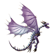 Dragons arm adult