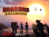 Jeźdźcy smoków: Na końcu świata (seria 4)