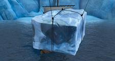 Wandersmok lód