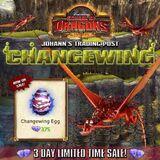 Changewing Egg Sale SoD