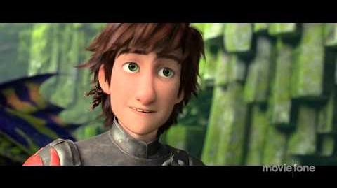 HOW TO TRAIN YOUR DRAGON 2 - A Family Reunited Featurette
