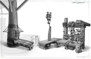 P5 blacksmithshop worktables iuri lioi