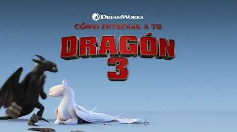 Nueva promo como entrenar a tu dragon 3