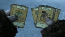 Karty śledzika