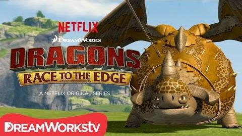 Buffalord DRAGONS RACE TO THE EDGE