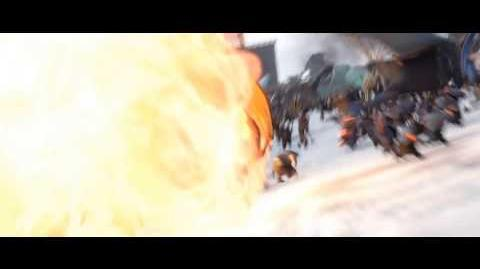 HOW TO TRAIN YOUR DRAGON 2 - Catching Up With Mom clip