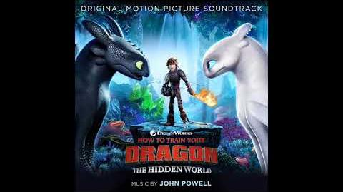 Together from Afar How to Train Your Dragon The Hidden World OST