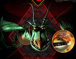 Monstrous nightmare card
