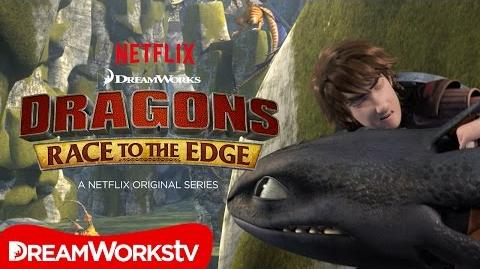 What's That Sound? DRAGONS RACE TO THE EDGE
