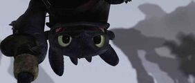 How to train your dragon screencap toothless by sdk2k9-d5ggfl5