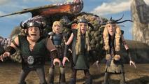 Jeźdźcy smoków Na końcu świata (Sezon 4) 13