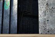 Stajnie KŚ - układ drabin 3D (GAtE)