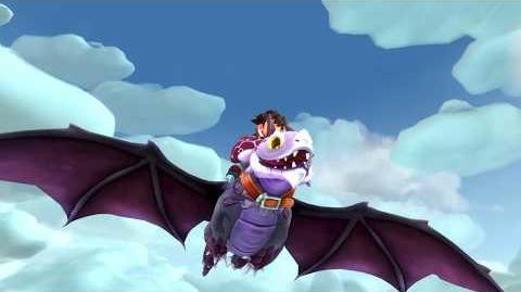 DreamWorks Dragons Dawn of New Riders Trailer