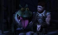 Dagur i Demolek w więzieniu