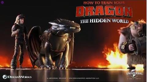 How to Train Your Dragon The Hidden World Australia TV Spot 8
