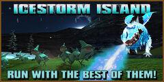 Icestorm-island-run