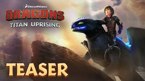 Dragons Titan Uprising Announcement Teaser